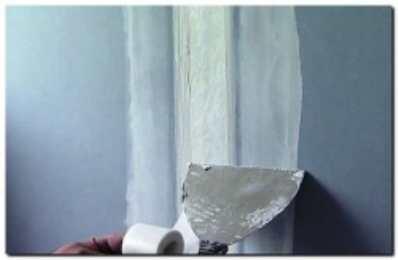 Как выровнять стены гипсокартоном