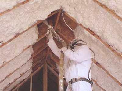 Утепление скатной крыши – был чердак, будет мансарда