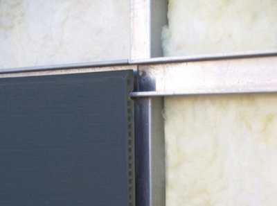 Вентилируемый фасад из композитных панелей или выбираем фасад на свой вкус