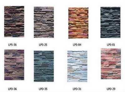 Искусственный облицовочный камень – все подробности об этом декоративном материале