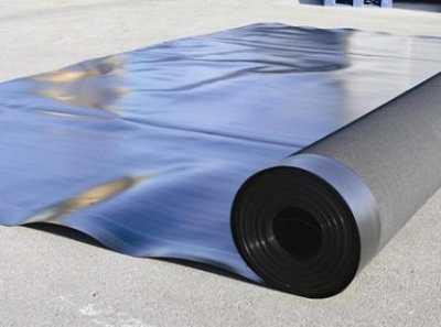 Рулонная гидроизоляция и ее использование в строительстве
