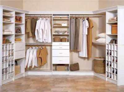 Гардеробная в спальне – как сделать рационально и красиво?
