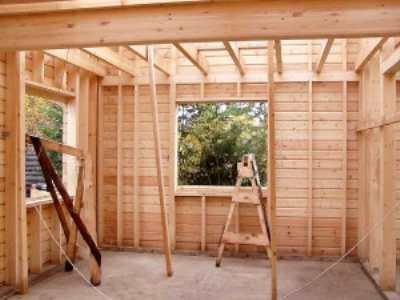 Утеплители в строительстве каркасного дома
