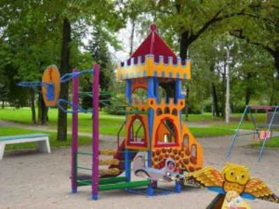 Как выбрать детскую площадку